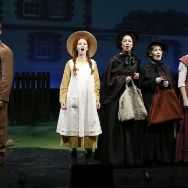 Bend in the Road: The Anne of Green Gables Musical